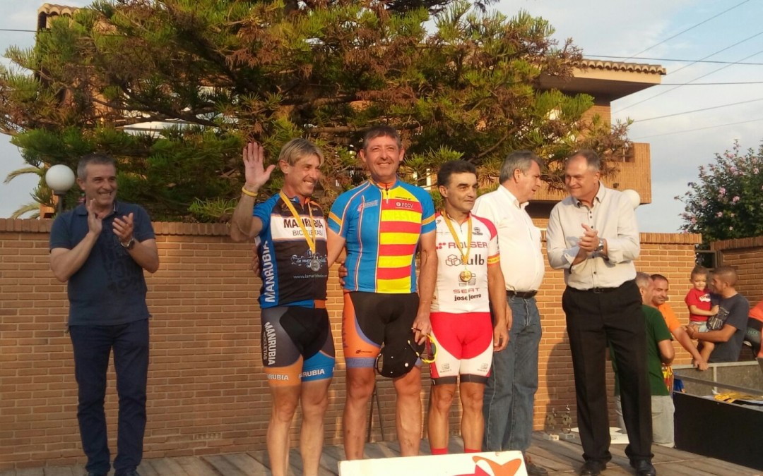Campeonato de la Comunidad Valenciana de contrarreloj individual