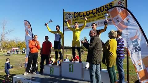 XIV Trofeu de Ciclocross ciutat de Carlet